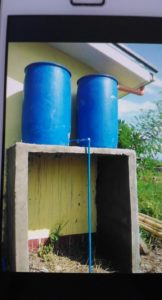 Rainwater collector installed at Justice Jose Hontiveros Elementary School