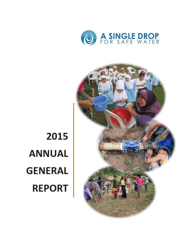 ASDSW 2015 Annual Report