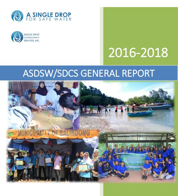 ASDSW-SDCS 2016-2018 General Report